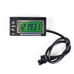 Счетчик мото-часов, тахометр, термометр RL-HM028A