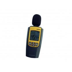 Измеритель уровня шума S-Line VA-8080, 30..60дБ(±3), 60..120дБ±2дБ, 3*AAA