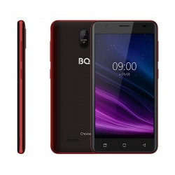 "Смартфон BQ BQ-5016G Choice Wine Red 2sim/5""/1280*720/4*1.3ГГц/2Gb/16Gb/mSD/5МпAnd9/2000mAh"