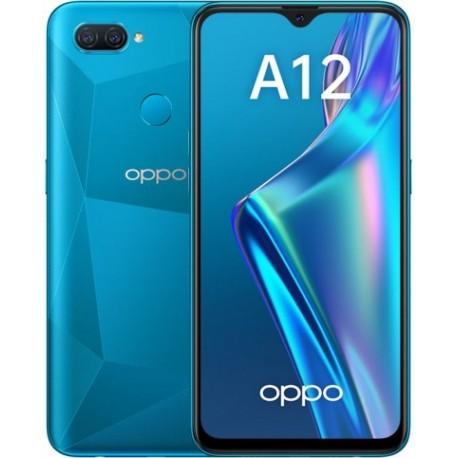 """Смартфон Oppo A12 3/32Gb Синий 2sim/6.22""""/1520*720/8*2.3ГГц/3Gb/32Gb/mSD/13+2Мп/And9/4230mAh"""