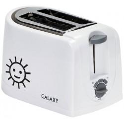 Тостер Galaxy GL 2900 850 Вт,съемный поддон,книга рецептов