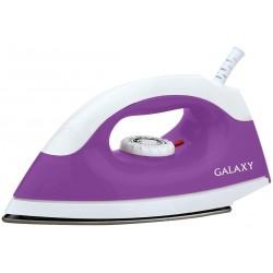 Утюг Galaxy GL 6126 Violet (1400Вт,тефлон)
