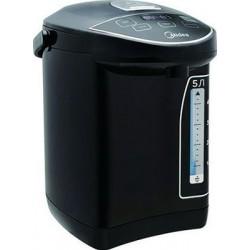 Термопот Midea MP-8105 Black  5л, металл/пластик