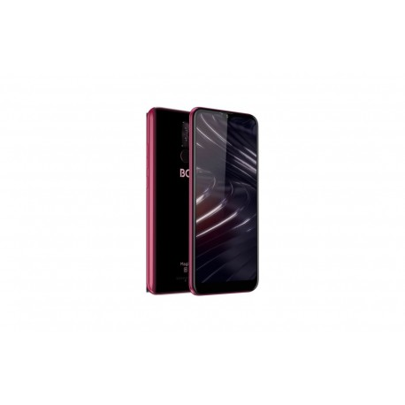 "Смартфон BQ BQ-6042L Magic E Wine red 2sim/6.09""/1280*600/8*1.6ГГц/2Gb/32Gb/mSD/13+0.3Мп/NFC/And9/2950mAh"