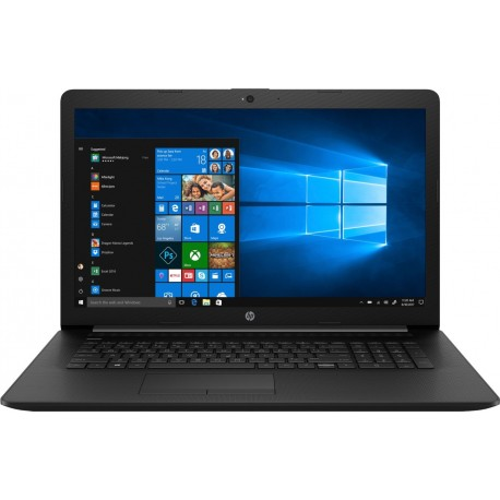 "Ноутбук HP 17-ca2033ur (17.3""/AMD Ryzen3 3250U/8Gb/256SSD/VGA int/Dos/Black/22Q75EA)"