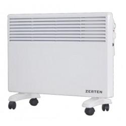 Конвектор Zerten ZL-15 1500Вт, 20кв.м, термостат, настенный/напольный