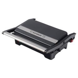 Гриль ENDEVER Grillmaster 119 Black/Silver 1800 Вт, электрич, автом.терморег.,антиприг. покрытие