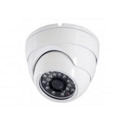 """IP Видеокамера EL IDp2.1(2.8)A V.2 (купольная,1/3"""",ИК 20м,2.1Mп 1920х1080 ,2.8мм,вход RCA)"""