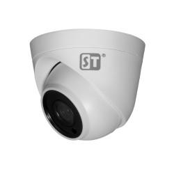 "IP Видеокамера Space Technology ST-S2542 Light POE (купольная,1/2.9"",ИК 20м,2Mп 1920*1080 ,3.6мм,PoE,ПЛАСТИК)"