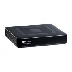 Цифровой гибридный видеорегистратор Optimus AHDR-2008NE v.1 5 в 1 AHD/TVI/CVI/CVBS/IP