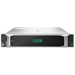 Proliant DL180 Gen10 Silver 4210R Rack(2U)/Xeon10C 2.4GHz(13,75Mb)/1x16GbR1D_2933/S100i(ZM/RAID 0/1/10/5)/noHDD(8up)SFF/noDVD/iLOstd/3HPFans/2x1GbEth/EasyRK/1x500w(2up)