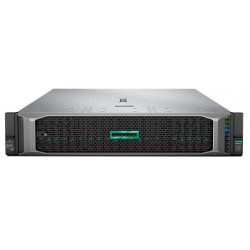 Proliant DL385 Gen10 7302 Rack(2U)/EPYC16C 3.0GHz(128MB)/1x16GbR1D_2933/P408i-aFBWC(2Gb/RAID 0/1/10/5/50/6/60)/noHDD(8/up24+6)SFF/noDVD/iLOstd/4HPFans/4x1GbEth/EasyRK+CMA/1x800w(2up)