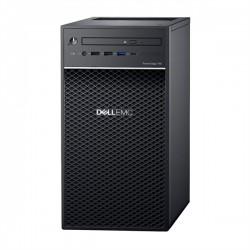 Dell PowerEdge T40 Tower/ E-2224G 3.5GHz(8Mb)/1x16GbU2D(2666)/ On-board SATA RAID/ 2x2Tb SATA Entry 7.2k LFF/ UpTo3LFF cable HDD(need 575-BBWY)/ DVDRW/1xGE/PS290W/ 1YBWNBD/ без ГТД