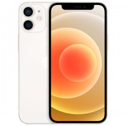 "Смартфон Apple iPhone 12 Mini 128Gb Белый 1sim/5.4""/2340*1080/A14/128Gb/12+12Мп/NFC/iOS14/MGE43RU/A"