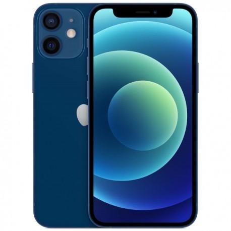 "Смартфон Apple iPhone 12 Mini 128Gb Синий 1sim/5.4""/2340*1080/A14/128Gb/12+12Мп/NFC/iOS14/MGE63RU/A"