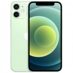 "Смартфон Apple iPhone 12 Mini 64Gb Зеленый 1sim/5.4""/2340*1080/A14/64Gb/12+12Мп/NFC/iOS14/MGE23RU/A"