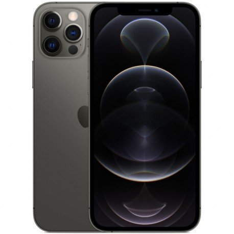 "Смартфон Apple iPhone 12 Pro 128Gb Графитовый 1sim/6.1""/2532*1170/A14/128Gb/12+12+12Мп/NFC/iOS14/MGMK3RU/A"