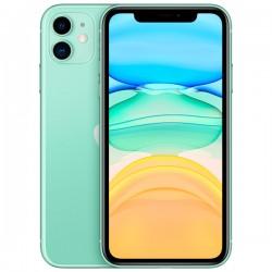 "Смартфон Apple iPhone 11 64Gb зеленый 1sim/6.1""/1792*828/A13/64Gb/12+12Мп/NFC/iOS13/MHDG3RU/A"