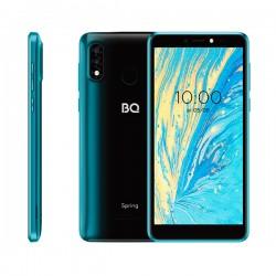 """Смартфон BQ BQ-5740G Spring Зеленый градиент 2sim/5.7""""/960*480/4*1.3ГГц/1Gb/16Gb/mSD/5Мп/And 10 Go/2350mAh"""