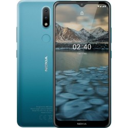 "Смартфон Nokia 2.4 2/32Gb Синий 2sim/6.5""/1600*720/8*2.0ГГц/2Gb/32Gb/mSD/13+2Мп/And10/4500mA"