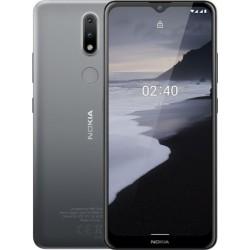 "Смартфон Nokia 2.4 3/64Gb Серый 2sim/6.5""/1600*720/8*2.0ГГц/3Gb/64Gb/mSD/13+2Мп/And10/4500mA"