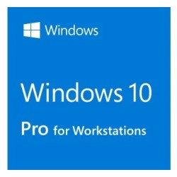 Win Pro for Wrkstns 10 64Bit English 1pk DSP OEI DVD HZV-00054 in pack