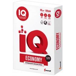 Бумага А4 IQ Economy (уп./500л., MONDI, 80г/м, 146%CIE, класс С+)