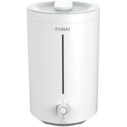 Увлажнитель воздуха Funai Tentou USH-TTM7201WC White 28Вт, 3.6л, 35м2, расход 350мл/ч