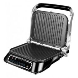 Гриль Redmond SteakMaster RGM-M807 Black 2100 Вт,электронное упраление,антиприг.покр.
