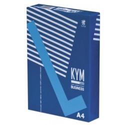 Бумага А4 KYM LUX BUSINESS (уп./500л.,80/500/164%CIE, кл.B)