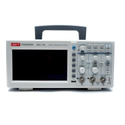"Осциллограф Uni-T UTD-2052CEX, 2-к, 50МГц, 1ГВ/с, 25К, 7"" 800*480, USB"