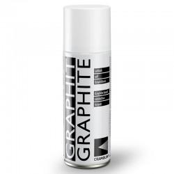 Аэрозоль CRAMOLIN GRAPHITE (200мл)/ токопроводящий лак на графитовой основе
