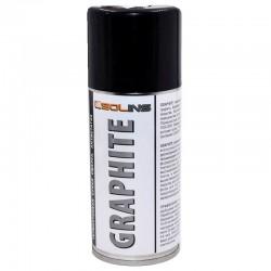 Аэрозоль SOLINS GRAPHITE (200мл)/ токопроводящий лак на графитовой основе