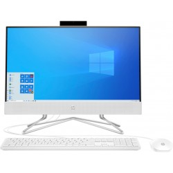 "Моноблок HP 22-df0073ur (21.5"",Intel Cel-J4025/4GB/256Gb SSD/noDVD/VGA int/Dos/FHD/White 27Z85EA)"