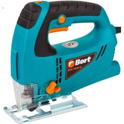 Лобзик Bort BPS-700X-Q 650Вт, 0-3000 ходов/мин,  ход полотна 20мм, глубина пропила 65мм