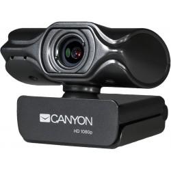 Веб-камера CANYON CNS-CWC6N 3.2МП/до 2560x1440,80-градусный горизонтальный угол обзора