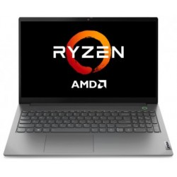 "Ноутбук Lenovo ThinkBook 15-ARE (15.6""/AMD Ryzen3 4300U/4Gb128GB SSD/WiFi,BT,Cam/W10/FHD/20VG007ERU)"