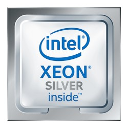 DELL  Intel Xeon  Silver 4210R 2.4G, 10C/20T, 9.6GT/s, 13.75M Cache, Turbo, HT (100W) DDR4-2400 (analog 338-BVKD)