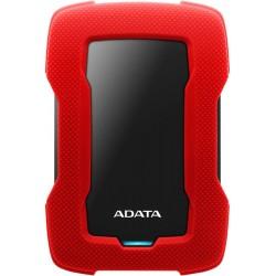"""Внешний жесткий диск ADATA (AHD330-1TU31-CRD) красный (USB3.1,2.5"""",1TB)"""
