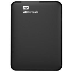 """Внешний жесткий диск WD Elements Portable (WDBU6Y0040BBK-WESN) черный (USB3.0,2.5"""",4TB)"""