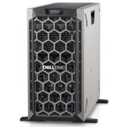 DELL PowerEdge T440 Tower/ 8LFF/ 1x4208/ 16GB RDIMM 2666/ H330/ 1x240B SATA SSD RI/ 2xGE/ 1x495W/ Bezel/ iDRAC9 Enterprise/ DVDRW/ 3YBWNBD