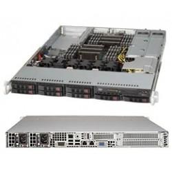 Supermicro SuperChassis 1U 119TQ-R700WB/ no HDD(8)SFF/ 2xFH,1xLP/ 2x700W