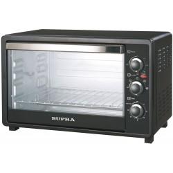 Электропечь Supra MTS-3698 Black 1600Вт, механич. управ., 35л, противень.