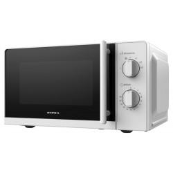 Микроволновая печь Supra 20MW40 White (700Вт,20л,механ-е упр.)