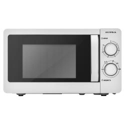 Микроволновая печь Supra 20MW55 White (700Вт,20л,механ-е упр.)