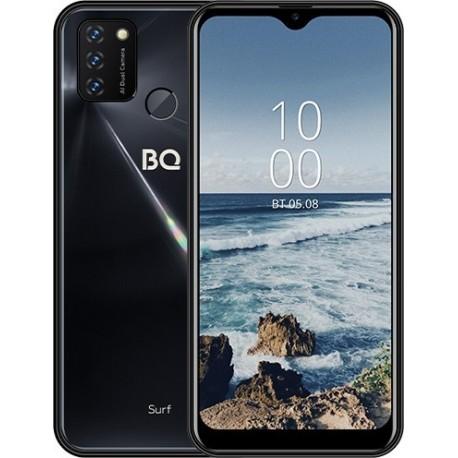 "Смартфон BQ BQ-6631G Surf Black 2sim/6.53""/156*720/4*1.3ГГц/2Gb/16Gb/mSD/8Мп/And10 Go/3000mAh"