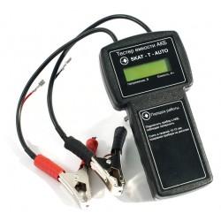 Автоматический тестер контроля емкости АКБ SKAT-T-AUTO 12В емкостью от 1,2 до 120Ач