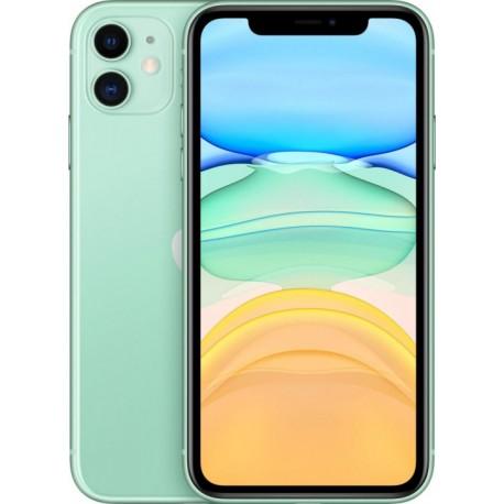 "Смартфон Apple iPhone 11 128Gb зеленый 1sim/6.1""/1792*828/A13/128Gb/12+12Мп/NFC/iOS13/MHDN3RU/A (новая комплектация)"