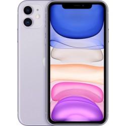 "Смартфон Apple iPhone 11 128Gb пупрпурный 1sim/6.1""/1792*828/A13/128Gb/12+12Мп/NFC/iOS13/MHDM3RU/A"