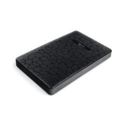 """Внешний бокс для HDD 2.5"""" USB 3.0  Gembird EE2-U3S-30P черный пластик"""